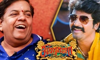 Sivakarthikeyan's Rajini Murugan is Trolled in Seemaraja : Swaminathan Interview
