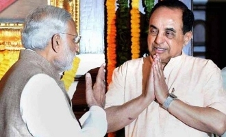 I am Brahmin, can't become Chowkidar says Subramanian Swamy!