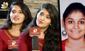 I'm really proud to act in Swathi Kolai Vazhakku : Actress Aayira