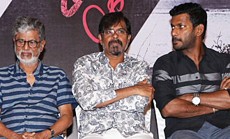 'Swathi Kolai Valaku' First Look Launch