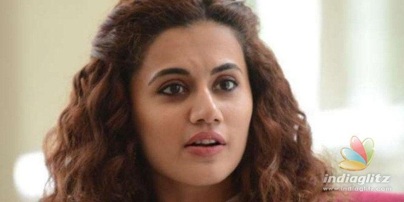 Tapsee Pannu reveals who her boyfriend is at last