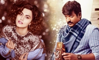 Exciting detail on Vijay Sethupathi - Taapsee's movie revealed!