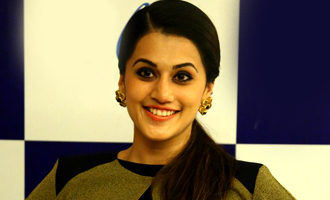 Taapsee at Bliss Showroom Launch