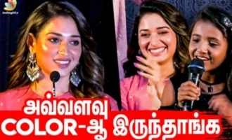 Myself and Tamannaah are like Black and White TV - Mime Gopi interview