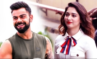 Tamannaah opens up on dating rumour with Virat Kohli