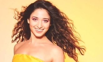 Tamannaah reveals the most challenging scene in her career!