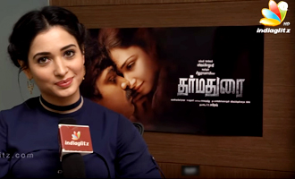 I acted without makeup in Dharmadurai : Tamanna