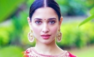 Tamannaah on Me Too for the first time