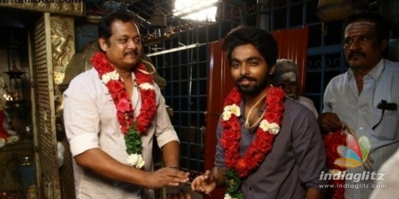 GV Prakashs next titled Aayiram Jenmangal!