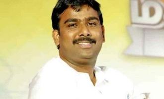 DMK spokesperson Tamilan Prasanna's wife dies by suicide on her birthday