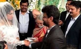 Vanitha Vijayakumar and Peter Paul Marriage