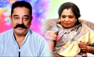 Kamal is in a world of illusion- Tamilisai Soundararajan
