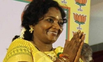 Tamilisai Soundarajan appointed as Governor - First female in Tamil Nadu history