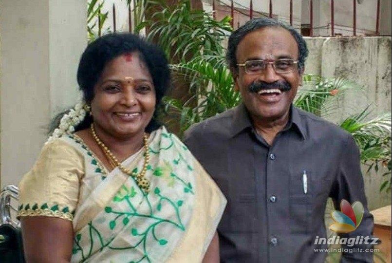 Tamilisai Soundarajans husband lodges police complaint