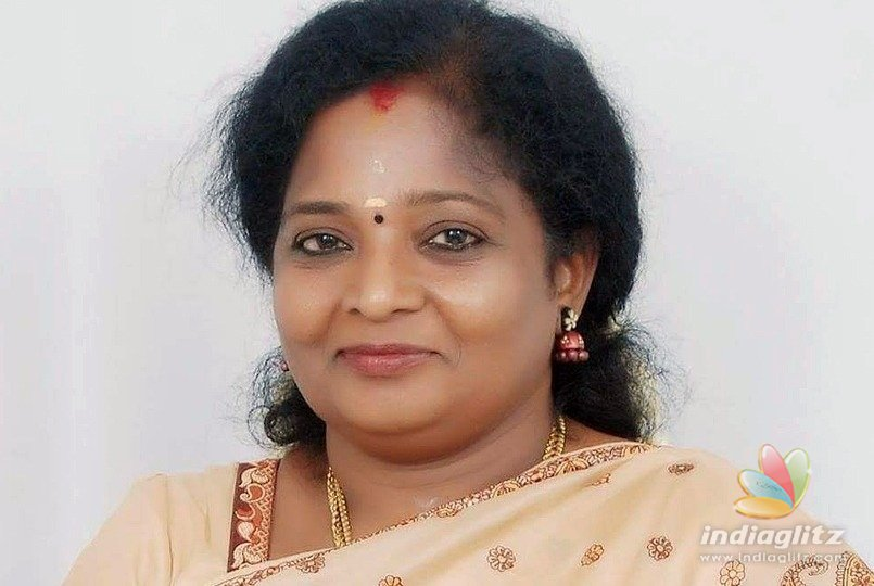 Tamilisai to tour the State from Friday (16th February)
