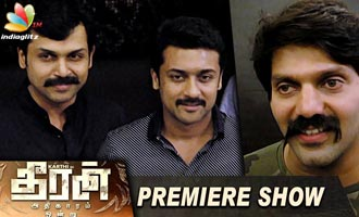 Only Karthi could've done this film : Arya Speech