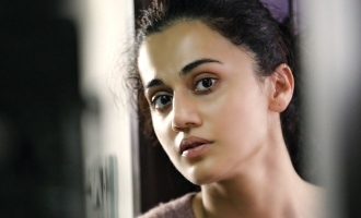 Taapsee's fitting reply for website!