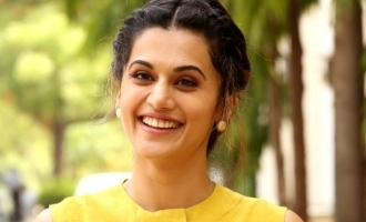 Taapsee wants to play a superhero!