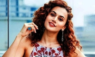 Taapsee shares experience of performing standup comedy for first time!