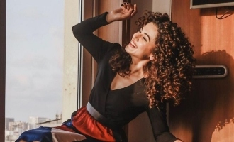 Tapsee Pannu enjoys holiday in Maldives beach shares exotic photos