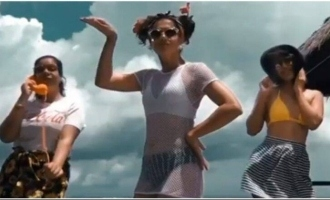 Tapsee Pannu and her sisters bikini shoot video from Maldives fires up the internet