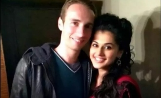 Tapsee Pannu's boyfriend's request to Indian minister regarding her current situation