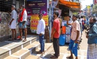 சென்னையில் டாஸ்மாக் திறக்கப்படுகிறதா? பரபரப்பு தகவல்