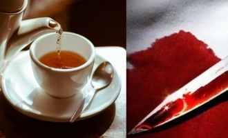 Man murders pregnant wife for serving tea with less sugar