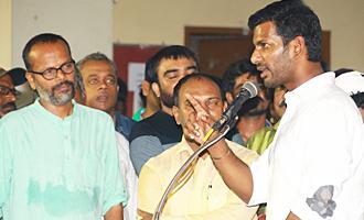 Tamil Film Producers Council Press Meet