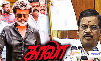 Threat to Kaala : Kalaippuli S Thanu Opens Up