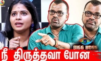 No respect for Kamal Sir - Thaadi Balaji interview
