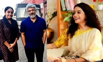 Biggboss 3 fame Abirami says the advise tell by Ajith