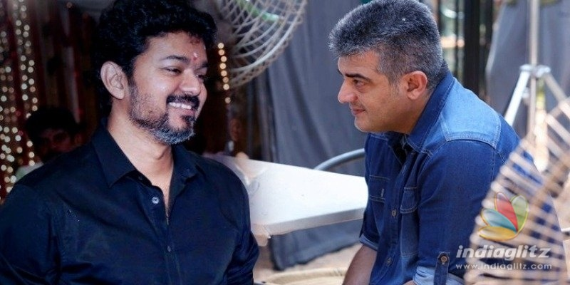 Thala-Thalapathy fans suddenly unite and trend at number one