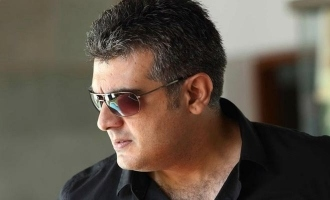 Thala Ajith's latest handsome photo rocks internet!