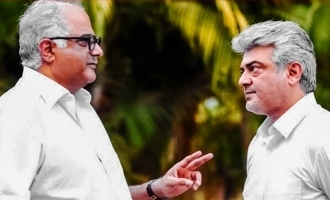 Producer Boney Kapoor praises Thala Ajith - shares unseen pictures from his trip!