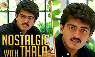 Ajith's FIRST Interview : Nostalgic Moments