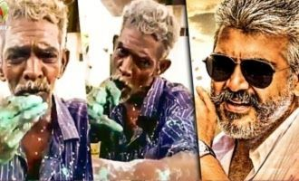 Viral Video : Strong Message from Thala Ajith's Die Hard Fan