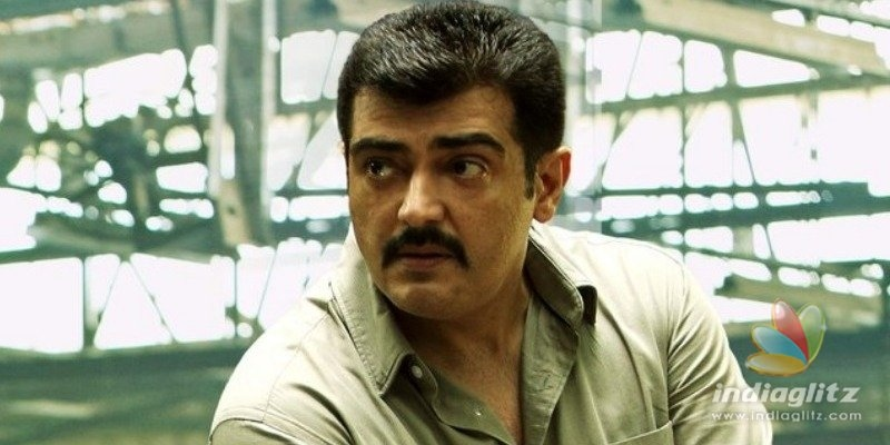 Thala Ajith injured in Valimai shooting
