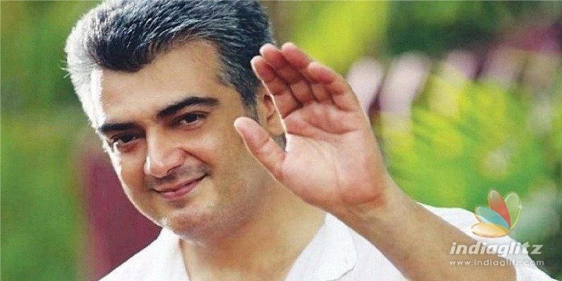 Thala Ajiths opinion and joke about Income Tax raids on stars goes viral
