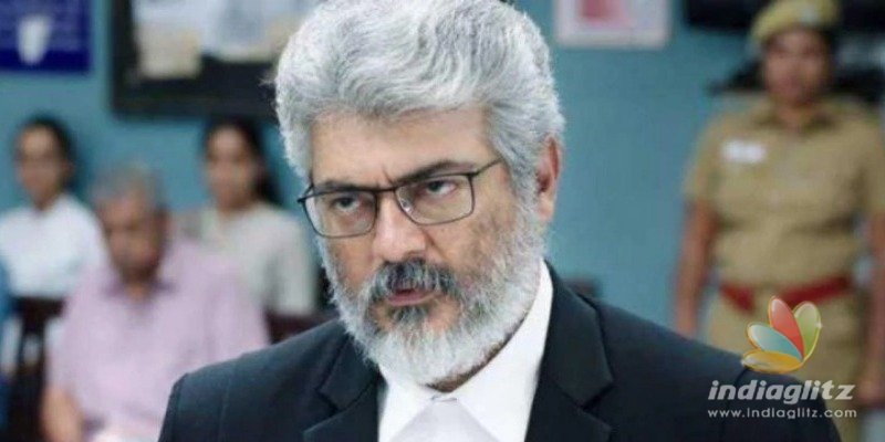 Thala Ajith fans welcome Hyderabad encounter with NKP reference
