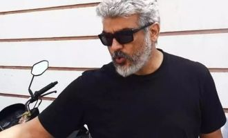 Ajith's villain in 'Thala 59' revealed