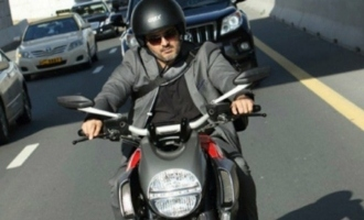 Thala Ajith's mammoth 10000 kms bike journey with complete route officially revealed