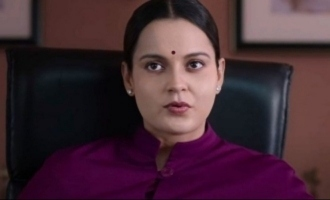 Kangana Ranaut's amazing transformation as Jayalalitha drives 'Thalaivi' trailer