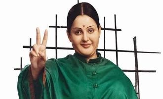 'தலைவி' படத்தில் சசிகலா கேரக்டரில் தேசிய விருது பெற்ற நடிகை?