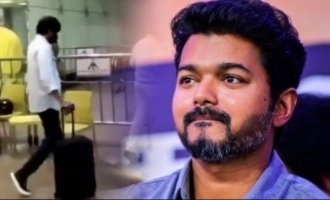Thalapathy Vijay returns from USA viral video - What next for 'Thalapathy 65'?