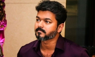 Out of the world title for Vijay's Thalapathy 63!