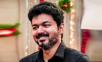 Is this the title of Vijay's Thalapathy 63?