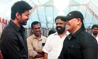 It's action time for Thalapathy!