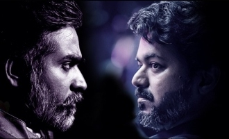 'Master' second look to honour Vijay Sethupathi?