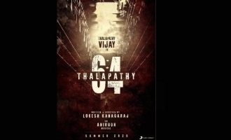 Popular young television actress and singer joins  'Thalapathy 64'